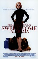 Sweet Home Alabama Wall Poster