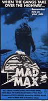 Mad Max Tall Wall Poster