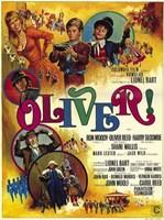Oliver Lionel Bart Wall Poster