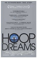 Hoop Dreams Wall Poster