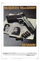 The Getaway McQueen Wall Poster