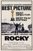 Rocky Best Picture Wall Poster