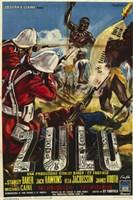 Zulu Italian Wall Poster