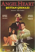 Angel Heart - Turkish Wall Poster