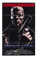 The Terminator - Foreign - style B Wall Poster