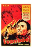 Ivanhoe Wall Poster