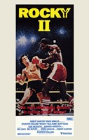 Rocky 2 in the Arena Wall Poster