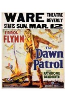 The Dawn Patrol Errol Flynn Wall Poster
