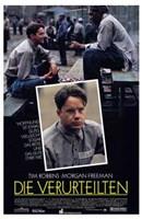 The Shawshank Redemption Tim Robbins Wall Poster