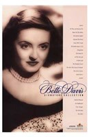 Bette Davis Signature Collection Wall Poster