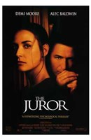 The Juror Wall Poster