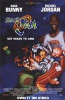 Space Jam - Michael Jordan Fine-Art Print