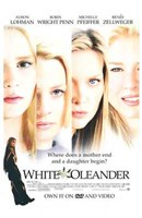 White Oleander Wall Poster