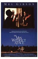 The Man Without a Face Wall Poster