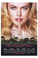 The Stepford Wives Nicole Kidman Wall Poster
