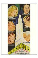 Grand Hotel - Skyscraper Wall Poster