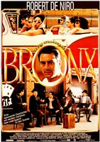 A Bronx Tale (German) Wall Poster