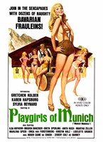 Playgirls of Munich Fine-Art Print