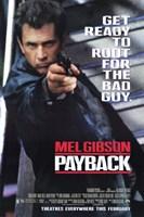 Payback Wall Poster