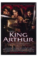 King Arthur Cast Wall Poster