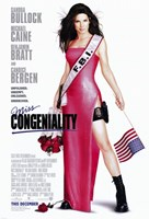 Miss Congeniality Wall Poster