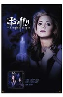 Buffy the Vampire Slayer Wall Poster