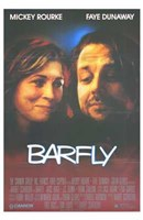 Barfly Wall Poster