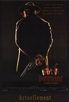 Unforgiven - French Wall Poster