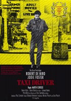 Taxi Driver Yellow Wall Poster