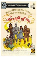 The Wizard of Oz We're Off to See the Wizard Wall Poster