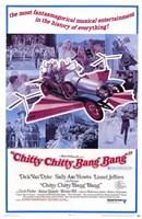 Chitty Chitty Bang Bang Wall Poster