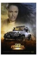 Lara Croft Tomb Raider: the Cradle of Li Wall Poster