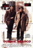 Donnie Brasco Wall Poster