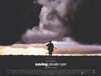 Saving Private Ryan - Horizontal Wall Poster