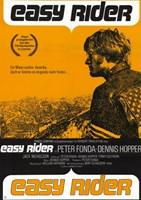 Easy Rider Orange Fine-Art Print