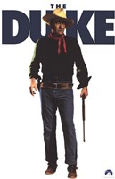 John Wayne Wall Poster