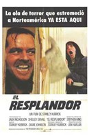 The Shining - spanish Wall Poster