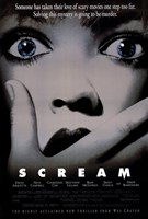 Scream Movie Wall Poster