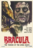 Dracula the Terror of the Living Dead Fine-Art Print