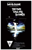 The Man Who Fell to Earth by David Bowie Fine-Art Print