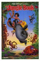 The Jungle Book Disney Classic Wall Poster