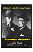 The Roaring Twenties - B&W Wall Poster