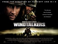 Windtalkers - horizontal Wall Poster