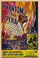Phantom of the Opera, c.1962 - style A Fine-Art Print