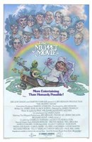 The Muppet Movie Kermit Wall Poster