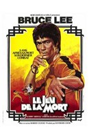Game of Death French Wall Poster