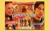 Garden State - critics Wall Poster