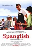 Spanglish Wall Poster