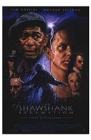 The Shawshank Redemption Lightning Fine-Art Print
