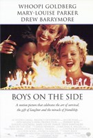 Boys on the Side Wall Poster
